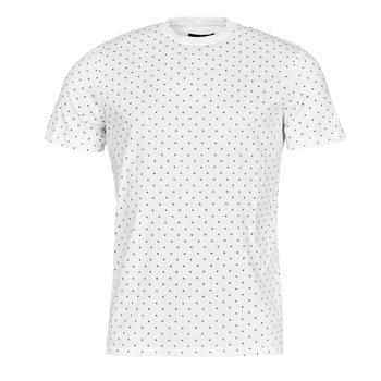 textil Hombre Camisetas manga corta Jack & Jones JJMINIMAL Blanco