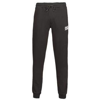 textil Hombre Pantalones de chándal Jack & Jones JJIGORDON Negro