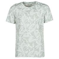 textil Hombre Camisetas manga corta Jack & Jones JORLEFO Gris