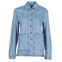 textil Mujer Chaquetas denim Betty London OVEST Azul / Medium