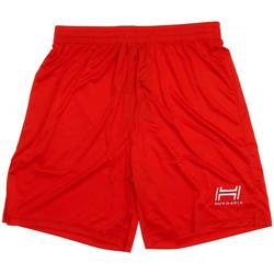 textil Hombre Shorts / Bermudas Hungaria  Rojo