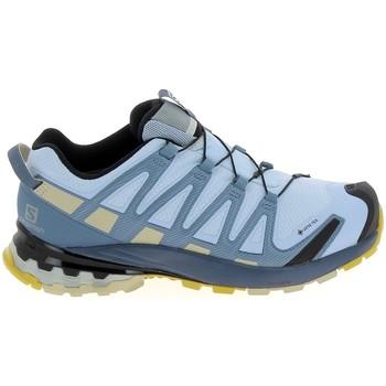 Zapatos Senderismo Salomon XA Pro GTX Bleu Ciel Azul