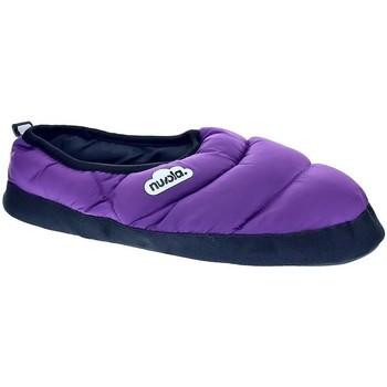 Zapatos Mujer Pantuflas Nuvola Classic Purple Violeta