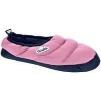Zapatos Mujer Pantuflas Nuvola Classic Malaga Rosa