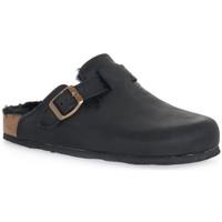 Zapatos Mujer Zuecos (Clogs) Bioline GUM NERO Nero