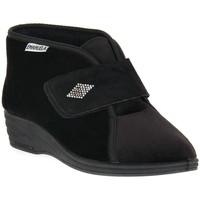 Zapatos Mujer Pantuflas Emanuela 536 NERO PANTOFOLA Nero