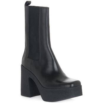 Zapatos Mujer Botines Priv Lab VITELLO NERO Nero