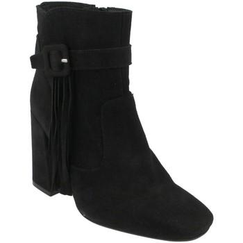 Zapatos Mujer Botines KMB A1332 Negro