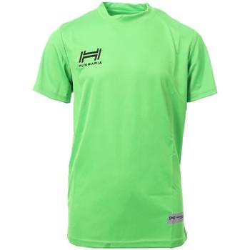 textil Hombre Camisetas manga corta Hungaria  Verde