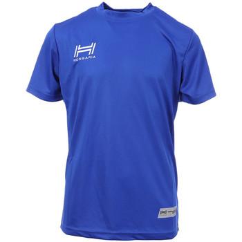 textil Hombre Camisetas manga corta Hungaria  Azul