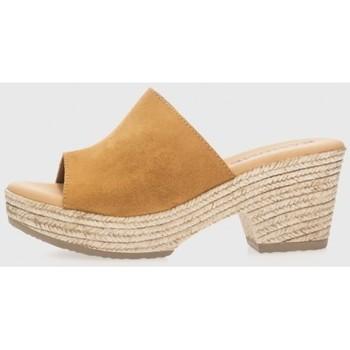 Zapatos Mujer Alpargatas Kamome 4699 Beige