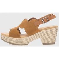 Zapatos Mujer Alpargatas Kamome 4698 Beige