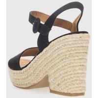 Zapatos Mujer Sandalias Kamome A2267 Negro