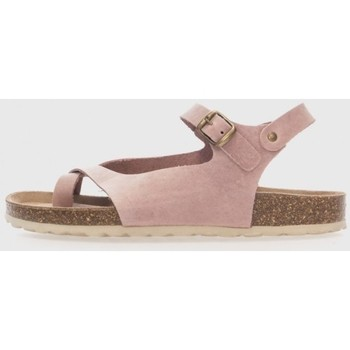 Zapatos Mujer Sandalias Trend Shoes ANABEL Beige