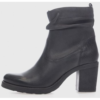 Zapatos Mujer Botines Oxyd WH-267 H05 Negro