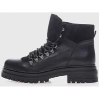 Zapatos Mujer Botines Creator B-2483 Negro
