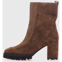 Zapatos Mujer Botines Kennel + Schmenger 75600.464 Marrón