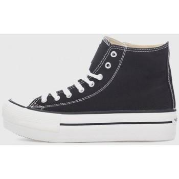 Zapatos Mujer Botines Victoria 61101 Noir