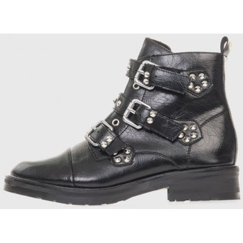 Zapatos Mujer Botines Kamome A2650 Negro
