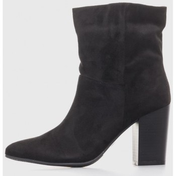 Zapatos Mujer Botines Kamome A2940 Negro