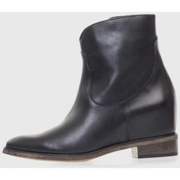 Zapatos Mujer Botines Troppa 22018 Negro