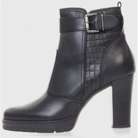 Zapatos Mujer Botines Oxyd 4111 Negro
