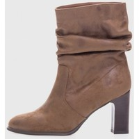 Zapatos Mujer Botines Unisa ULANO Marron