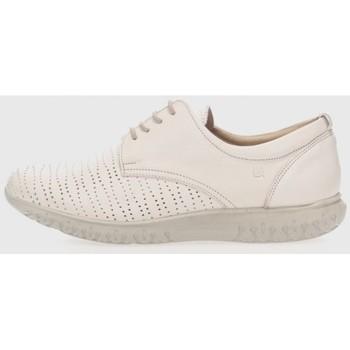 Zapatos Mujer Derbie & Richelieu Dorking D8230 Blanco