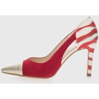 Zapatos Mujer Derbie & Richelieu Lodi RUSIE Rojo