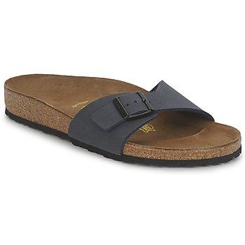 Zapatos Hombre Zuecos (Mules) Birkenstock MADRID Marino