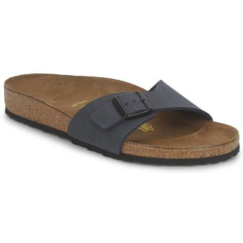 Zapatos Zuecos (Mules) Birkenstock MADRID Marino