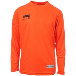 textil Hombre Camisetas manga larga Hungaria  Naranja