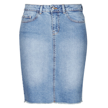 textil Mujer Faldas Only ONLELIZA Azul