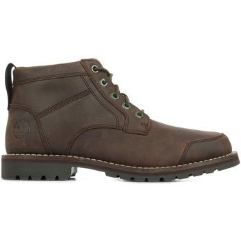 Zapatos Hombre Botas de caña baja Timberland Larchmont II Marrón