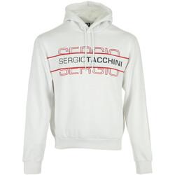 textil Hombre Sudaderas Sergio Tacchini Bart Sweater Blanco