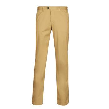 textil Hombre Pantalones chinos Benetton GAROOT Beige