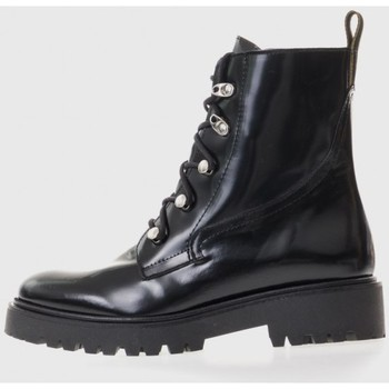 Zapatos Mujer Botas de caña baja Bryan 4307 Negro