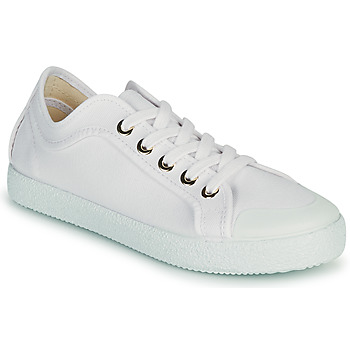Zapatos Mujer Zapatillas bajas Dream in Green OBRINDILLE Blanco