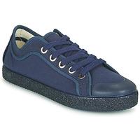 Zapatos Mujer Zapatillas bajas Dream in Green OBRINDILLE Marino