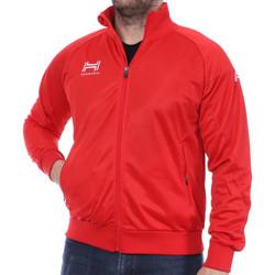 textil Hombre Chaquetas de deporte Hungaria  Rojo