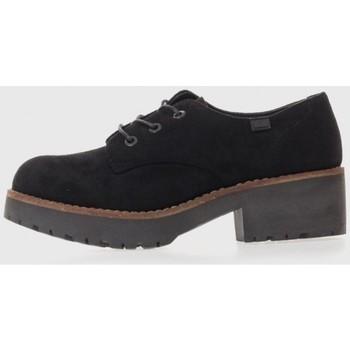 Zapatos Mujer Derbie & Richelieu Emmshu CHARIS Negro