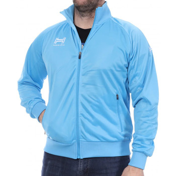 textil Hombre Chaquetas de deporte Hungaria  Azul