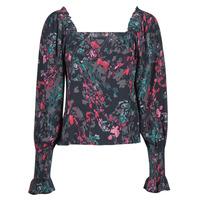 textil Mujer Tops / Blusas Vero Moda VMJACKIE Marino / Rojo