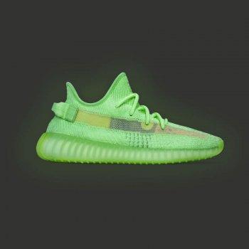 Zapatos Zapatillas bajas adidas Originals Yeezy 350 V2 Glow Glow/Glow/Glow