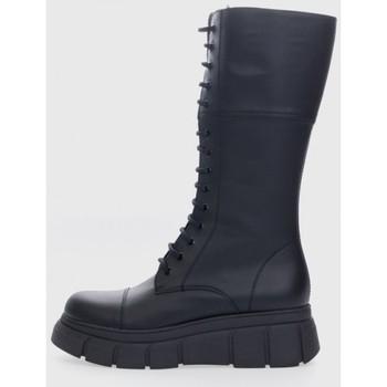 Zapatos Mujer Botas urbanas Bryan BILLIE Negro