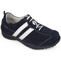 Zapatos Hombre Zapatillas bajas Calzamedi S  DEPORTIVO DIABÉTICO AZUL