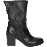 Zapatos Mujer Botas urbanas Pregunta IAU108 Negro