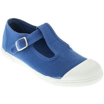 Zapatos Niño Zapatillas bajas Batilas LONA NIÑO  AZULON Azul