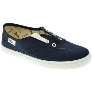 Zapatos Niño Tenis Potomac LONA NIÑO  MARINO Azul