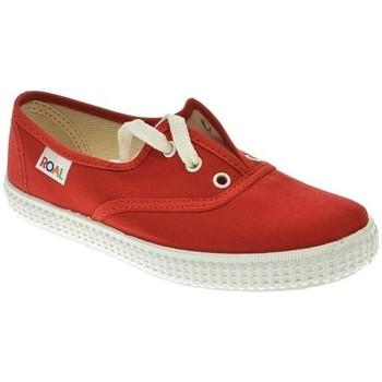 Zapatos Niño Tenis Potomac LONA NIÑO  ROJO Rojo
